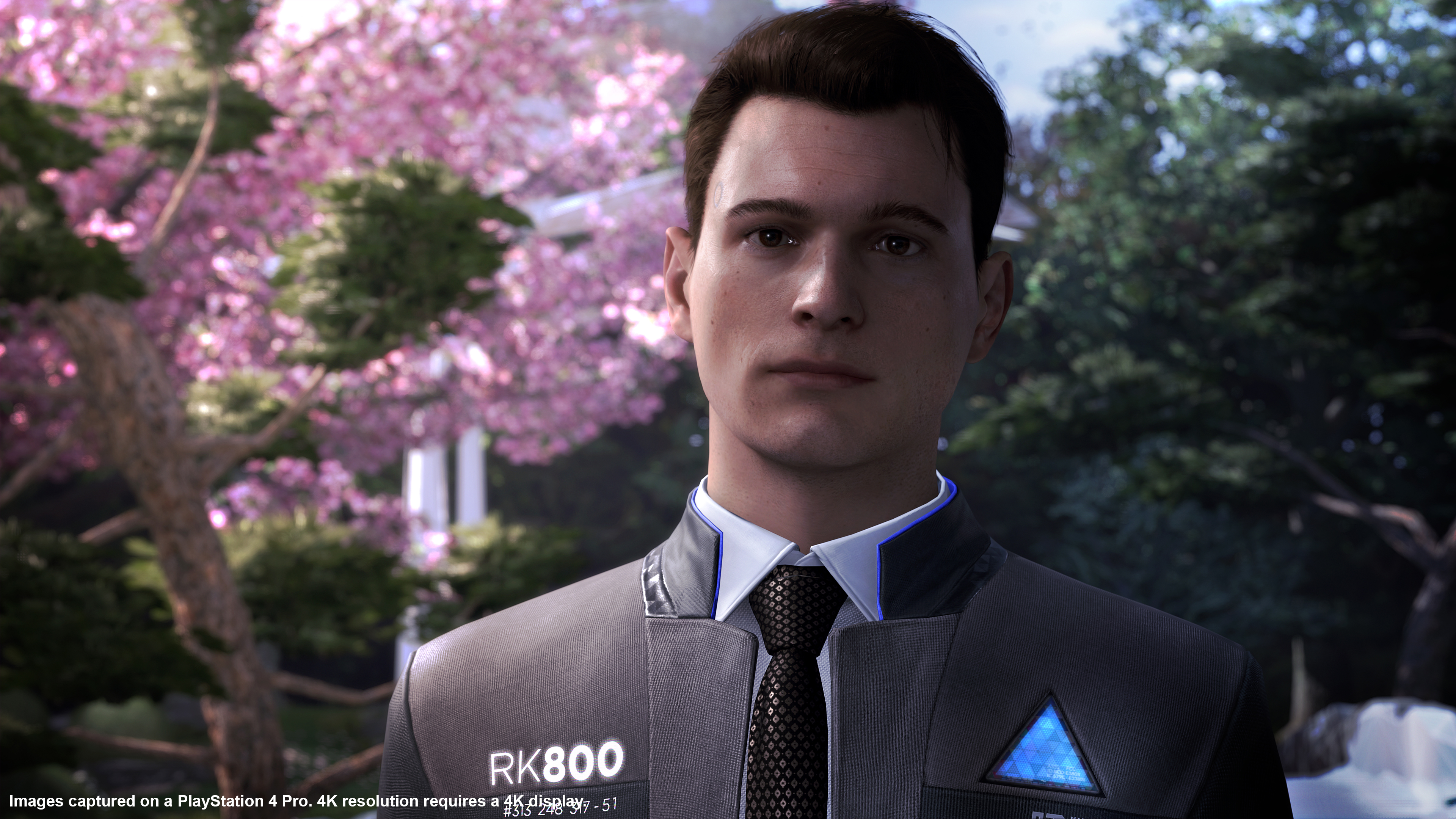 Connor The Huge Dork Detroit Become Human The Gap